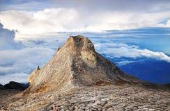 Il Monte Kinabalu, Sabah Borneo Immagini Stock Libere da Diritti