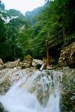 Il monte Qincheng fotografie stock libere da diritti