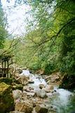 Il monte Qincheng immagine stock