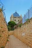 Il Monte Sion Fotografie Stock Libere da Diritti