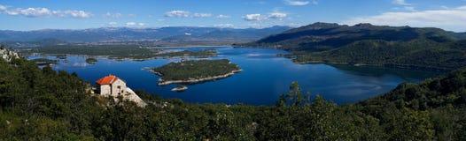 Il Montenegro. Immagine Stock
