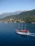 Il Montenegro fotografia stock libera da diritti