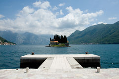 Il Montenegro Fotografie Stock