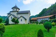 Il Montenegro fotografia stock