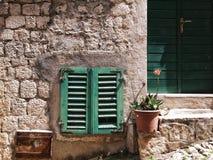 Il Montenegro Cattaro fotografie stock libere da diritti