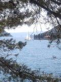 Il Montenegro, kotor fotografia stock libera da diritti