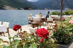 Il Montenegro, Perast Fotografie Stock Libere da Diritti
