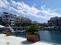 Il Montenegro, Teodo Fotografia Stock Libera da Diritti