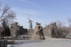 Il monumento a Fotografia Stock