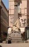Il monumento al caduto dell'indipendenza fa la guerra immagine stock libera da diritti
