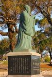 Il monumento a Confucio in parco Rodo, Montevideo Fotografia Stock Libera da Diritti