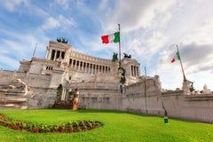 Il monumento di Patria di della di Altare a Roma, Italia Immagini Stock Libere da Diritti