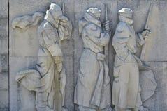 Il monumento di Shipka Fotografia Stock