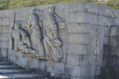 Il monumento di Shipka Immagini Stock