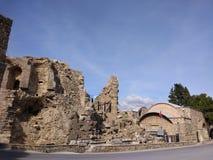 Il monumento di Vespasianus Fotografia Stock Libera da Diritti