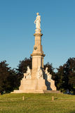 Il monumento nazionale dei soldati Immagine Stock Libera da Diritti