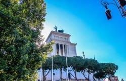 Il Monumento Nazionale un monumento nazionale del ` di Vittorio Emanuele II a Victo Fotografia Stock Libera da Diritti