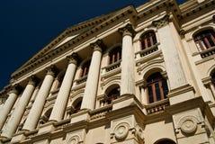 Il monumento storico del ` s dell'università fotografie stock
