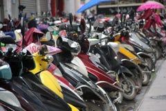 Il motociclo di electromotion Immagine Stock