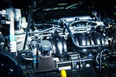 Il motore di automobile Fotografia Stock