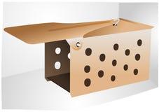 Il mousetrap Immagine Stock
