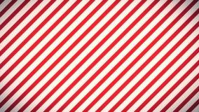 Il movimento dei ciechi Transizione di astrazione di fondo da bianco a colori con le diagonali illustrazione di stock