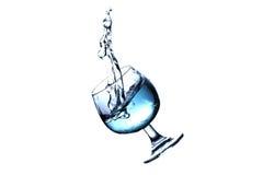 Il movimento di acqua Fotografia Stock Libera da Diritti