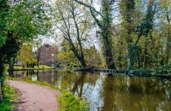 Il mulino del boschetto a Watford immagini stock libere da diritti
