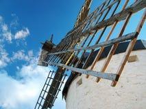Il mulino a vento di Quijotefotografia stock libera da diritti
