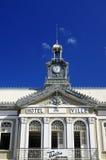Il municipio antico del teatro di Aime Cesaire e del Fort-de-France Il Fort de France è Fotografie Stock