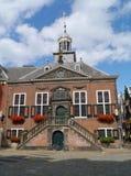 Il municipio storico di Vlaardingen Immagine Stock Libera da Diritti