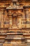 Il murale della parete in cui gli idoli sono adorati Fotografie Stock Libere da Diritti
