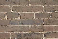 Il muro di mattoni Immagine Stock