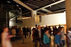 Il Musée du quai Branly a Parigi Immagini Stock Libere da Diritti