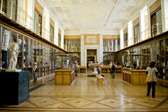 Il museo britannico Fotografia Stock