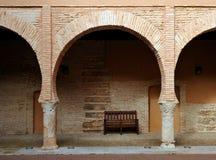 Il museo del teatro nazionale, Almagro, Spagna Immagini Stock
