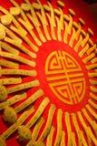 Il museo del tesoro del museo del palazzo a Pechino Fotografia Stock