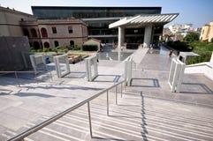Il museo dell'acropoli, Atene Fotografia Stock Libera da Diritti