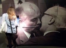 Il museo della RDT a Berlino fotografia stock libera da diritti