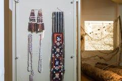 Il museo di cultura beduina - Joe Alon Center Immagine Stock Libera da Diritti