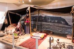 Il museo di cultura beduina - Joe Alon Center Immagini Stock Libere da Diritti