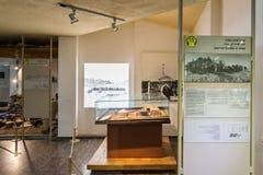 Il museo di cultura beduina - Joe Alon Center Immagine Stock