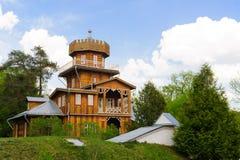 Il museo di Repin in Zdravniovo, Bielorussia Fotografia Stock