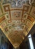 Il museo di vatican, vista del ile Immagini Stock Libere da Diritti