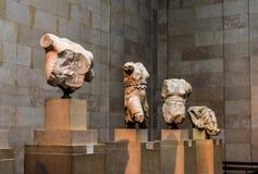 Il museo, l'arte e la storia della Gran Bretagna fotografia stock libera da diritti