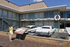Il museo nazionale di diritti civili in Memphis Tennessee Immagine Stock Libera da Diritti