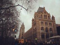 Il museo nazionale di Londra scopre Europa Immagini Stock