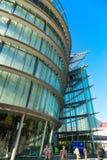 Il museo nazionale di scienza e di innovazione emergenti emergenti in Odaiba, Tokyo Immagine Stock