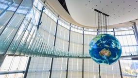 Il museo nazionale di scienza e di innovazione emergenti emergenti in Odaiba, Tokyo Immagini Stock