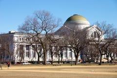 Il Museo Nazionale di storia naturale Immagine Stock